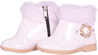 Fashion shoes Baby Girl White Long Shoes
