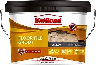UniBond 2571712 Ultraforce Floor Grout, Charcoal