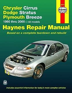 Chrysler Cirrus, Dodge Stratus, Plymouth Breeze (95-00) Haynes Repair Manual