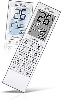 comprar comparacion JeVx Mando Universal para Aire Acondicionado y Bomba de Calor 5000 en 1 Pantalla Grande Retroiluminada Linterna Controlado...