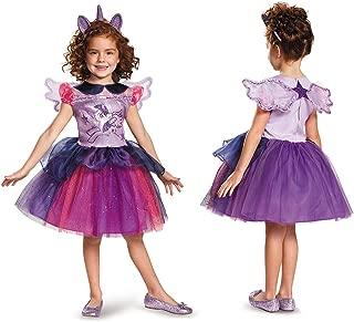 Twilight Sparkle Tutu Deluxe My Little Pony Costume, X-Small/3T-4T