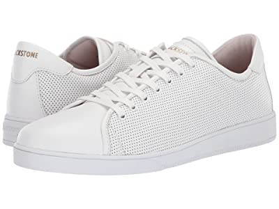 Blackstone Low Sneaker Perf RM40 (White) Men