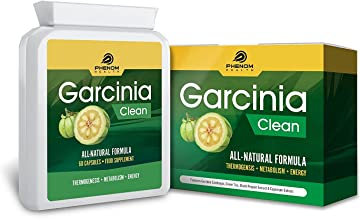 Garcinia Clean – 60 Capsules – Free and Fast Delivery Estimated Price : £ 40,00