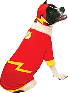 Rubie's Costume DC Heroes and Villains Collection Pet Costume-Flash