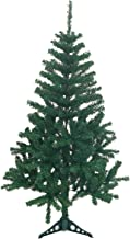 Holiday Essence 4 Foot Green Artificial Christmas Tree - 300 Tips - with PVC Base - Unlit