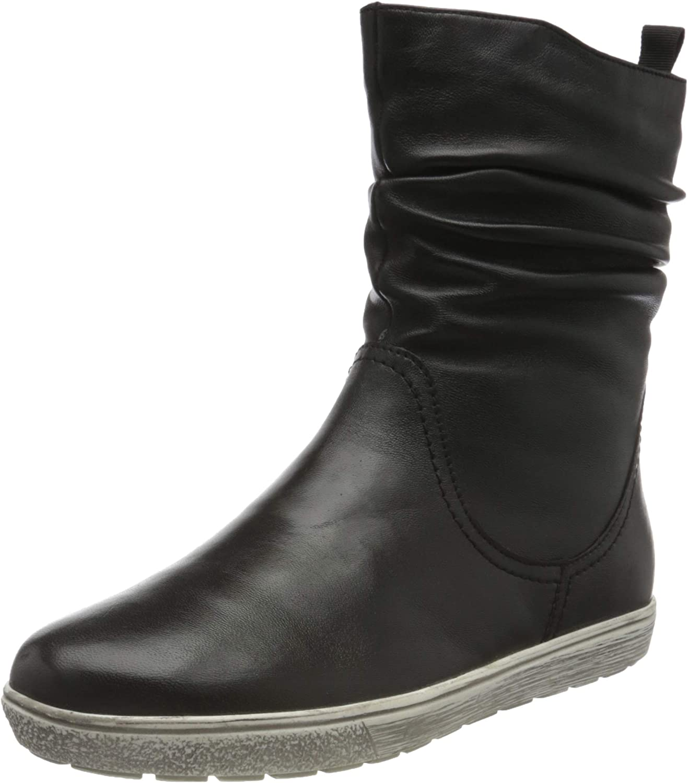CAPRICE Max 78% OFF Women's 9-9-26451-35 040 Ankle Bargain sale Boot Nap 6 U Black Soft