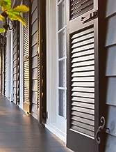 custom pvc shutters