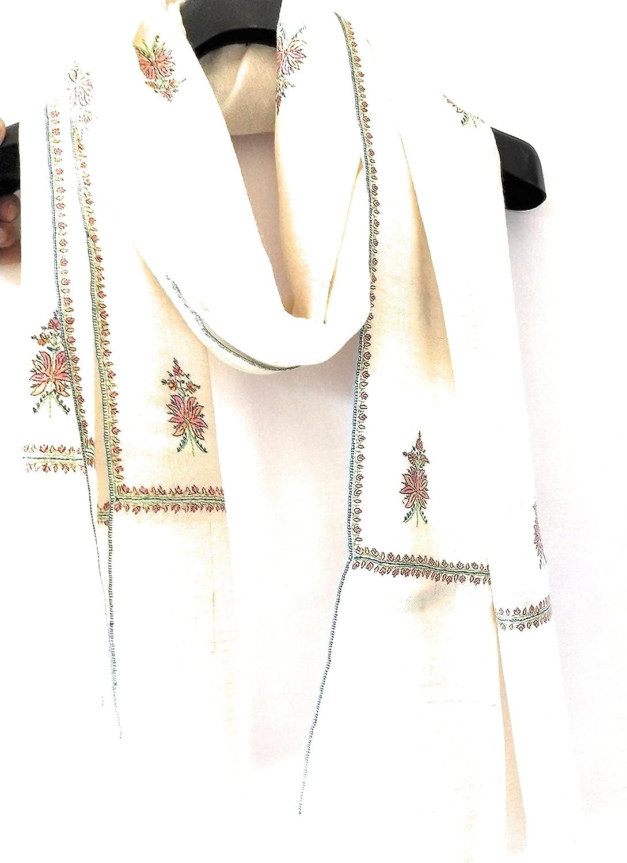 Pure authentic Handcrafted kashmiri pashmina scarf