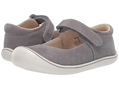 FootMates Stacy (Infant/Toddler) (Gray Soft-Touch) Girl
