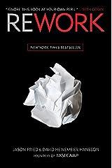 Rework Kindle Edition