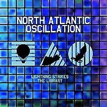 north atlantic oscillation lightning strikes the library