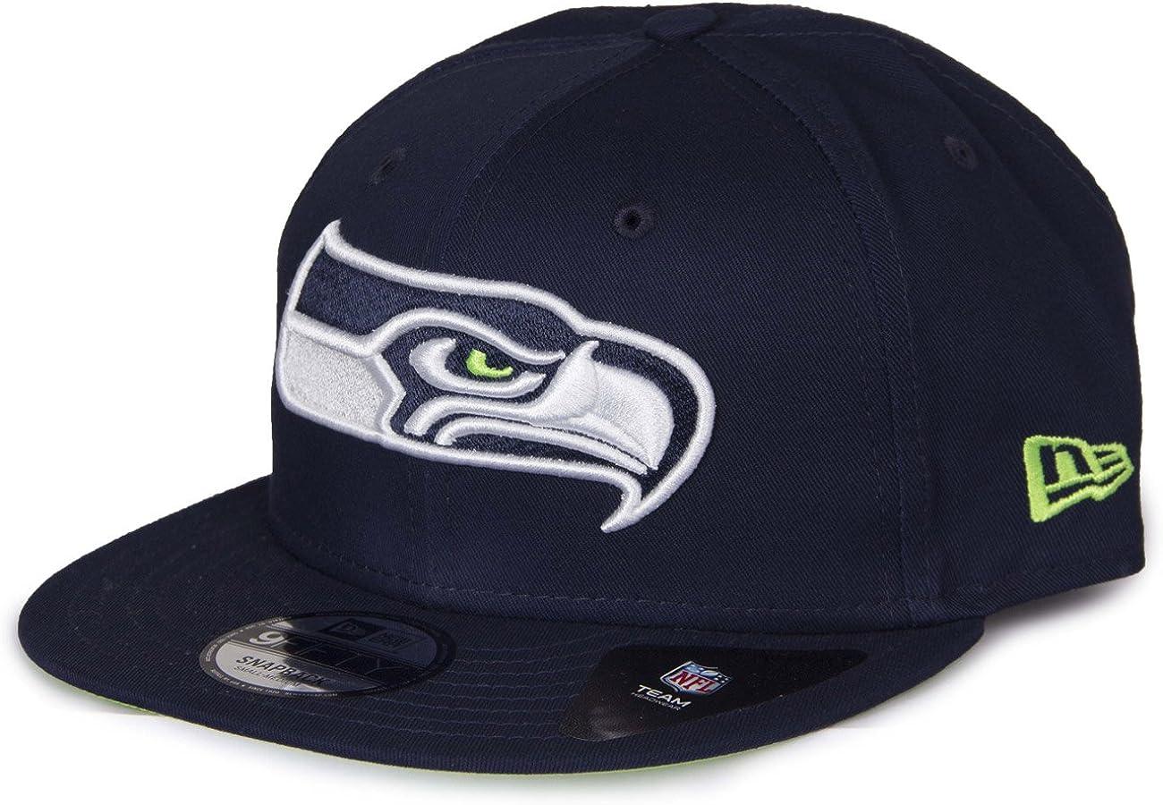 New Era 59fifty Seattle Seahawks Kappe Hommes Casquette