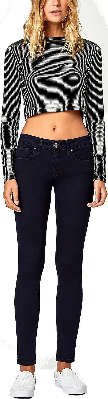 Mavi Women's Alexa Petite Jeans Mid-Rise Max 50% OFF Bargain Skinny