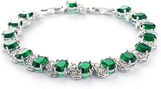 New claw chain female moon, Zircon Bracelet, angel wings gift wedding hand ornament women Bracelet