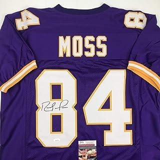 premium selection 8c284 99df6 Amazon.com: Randy Moss - Jerseys / Sports: Collectibles ...