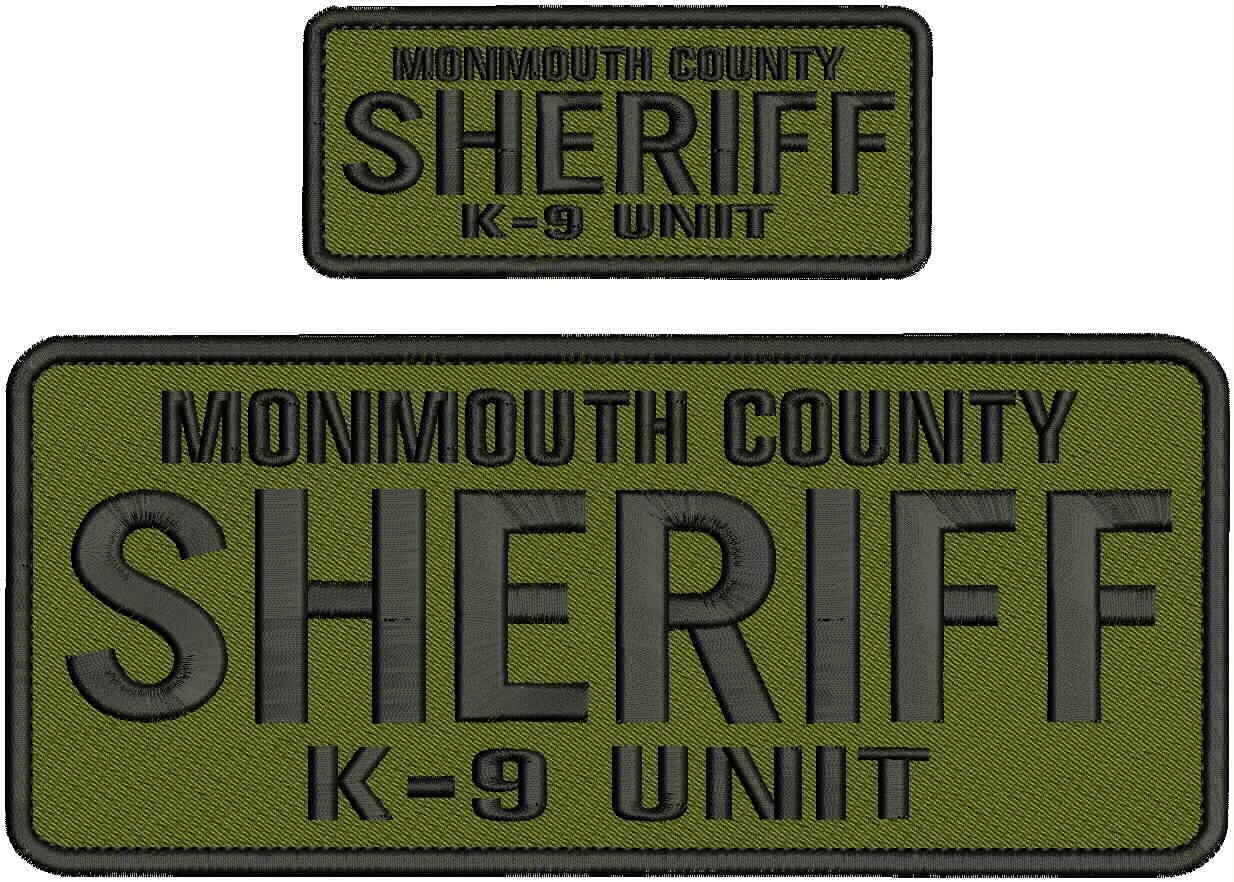 Embroidered Patch - Patches for County Man Women Sher Special Campaign monmount Free shipping on posting reviews