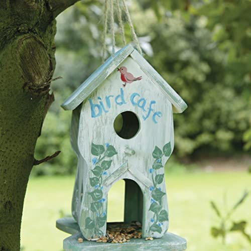 The little Experience TLE4003 Vogelhaus Nistkasten zum Basteln Selberbauen, geeignet ab 5 Jahre bis 12 Jahren