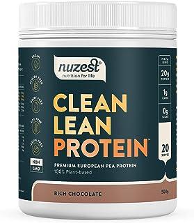 Nuzest Clean Lean Protein - Rich Chocolate 500g