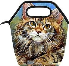 Przenośna torba na lunch o dużej pojemności pudełko na lunch torba na lunch lunch opakowanie do biura pracy szkoły podróż ...