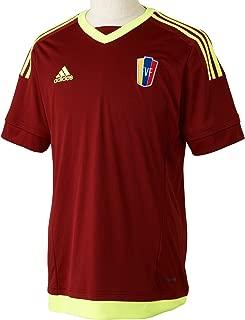 2015-2016 Venezuela Home Football Shirt