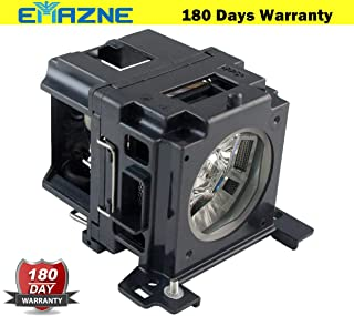DT00731 OEM Projector Replacement Lamp Original Bulb with Compatible Housing for Hitachi CP-S240W CP-HX2175 ED-X8255 ED-X8250W CP-X8225 CP-X255W CP-X250W CP-X245 CP-X240 Elmo EDP-X350 by Emazne