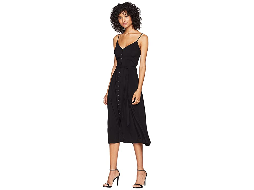 Tart Juliet Midi Dress (Black) Women