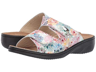 Spring Step Bellasa (White Mutli) Women