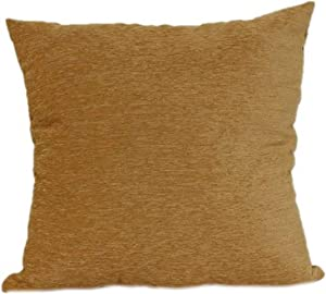 Brentwood 3438 Crown Chenille, 24x24, Gold