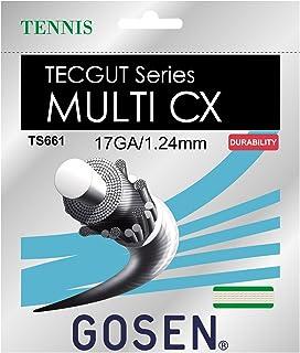 ゴーセン(GOSEN) MULTI CX 17(1.24mm) 12.2m TS661 ナチュラル 124