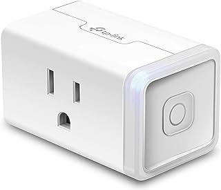 Kasa Smart Plug Mini, Smart Home Wi-Fi Outlet Works with Alexa & Google Home, Wi-Fi Simple Setup,...