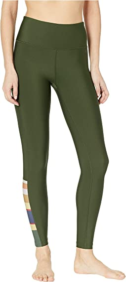 Quick Dry Pendleton Badlands Surf Leggings