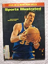 Steve Patterson - UCLA Bruins - 1971 National Champions! (5th in a Row) - Sports Illustrated - April 5, 1971 - Villanova Wildcats - College Basketball SI-2
