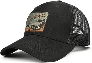 ZYLIN Premium-Ga-Rage Men Women Cool Mesh Trucker Hat Snapback Sports Cap Adjustable