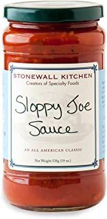 Stonewall Kitchen Sloppy Joe Sauce, 19 Ounces