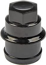 Dorman 711-026 Black Wheel Nut Cover - M27-2.0, Pack of 4