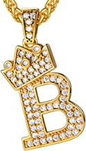 Best mens bling necklace Reviews