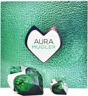 Aura 50ML EDP + 5ML EDP By Thierry Mugler