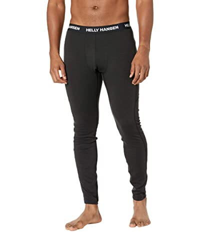 Helly Hansen Lifa Merino Lightweight Pants (Black) Men