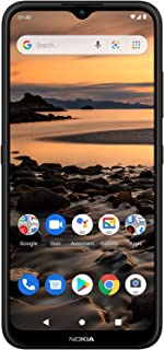 Nokia 1.4   Android 10 (Go Edition)   Unlocked Smartphone   2-Day Battery   Dual SIM   US Version  2/32GB   6.51-Inch Scre...