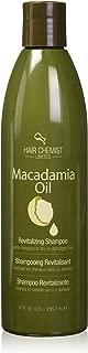 Hair Chemist Macadamia Revitalizing Shampoo, 10 Ounce