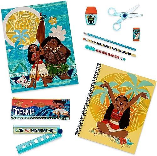 gran venta Disney Kit de suministro de de de papelería de Moana  primera reputación de los clientes primero