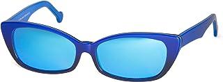 MUNICH ART FRAMES - Cateye Paola Blue Black Sun - Gafas de sol para mujer