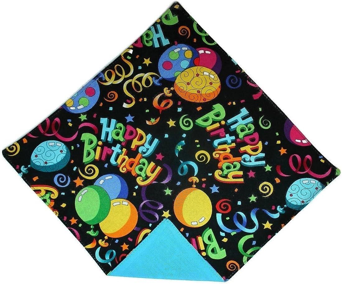 Holiday Bow Ties Mens Happy Birthday Handkerchief Pocket Square Party
