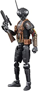 Star Wars The Black Series Q9-0 (Zero) Toy 6-Inch-Scale The Mandalorian Collectible Figure with Accessories, Toys for Kids...