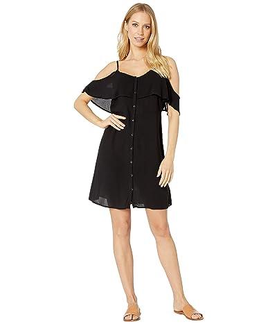 Roxy Hot Spring Streets Dress (True Black) Women
