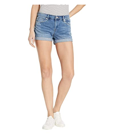 Blank NYC The Fulton Roll Up Shorts in Moonchild (Moonchild) Women