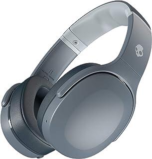 Skullcandy S6EVW-N744 Crusher Evo Bluetooth Wireless Over the Ear Headset - Grey
