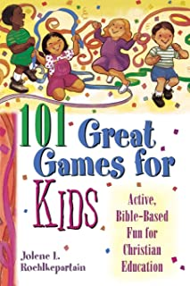 Best active bible games for kids Reviews