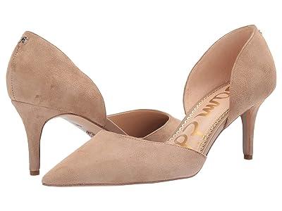Sam Edelman Jaina (Oatmeal Suede Leather) Women