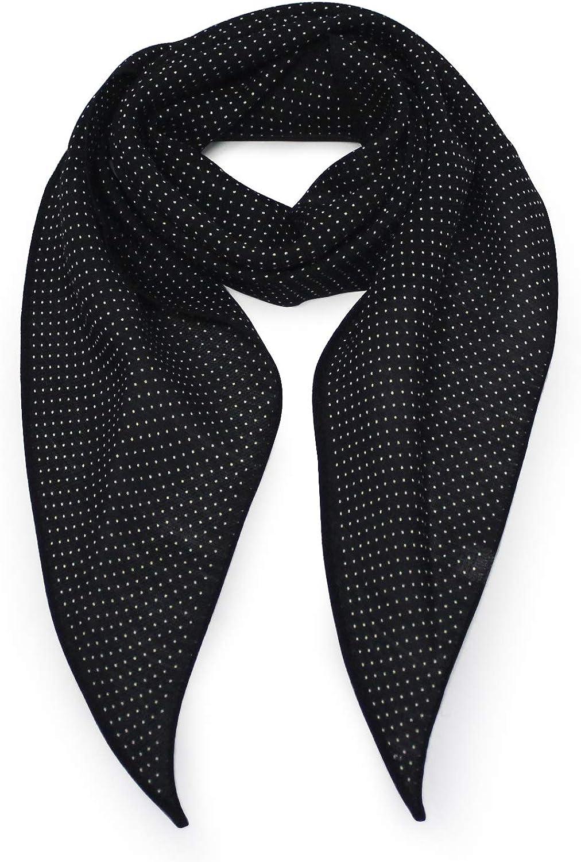 NEOVAT New life Design Rhombus Neck Scarf Skinny Direct stock discount Long Scarves Neckerchief